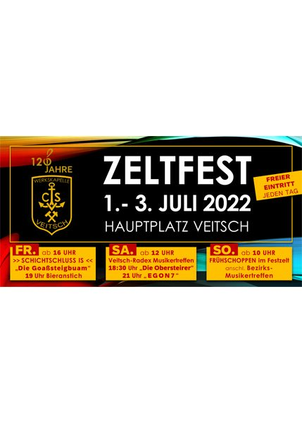 Zeltfest-Veitsch